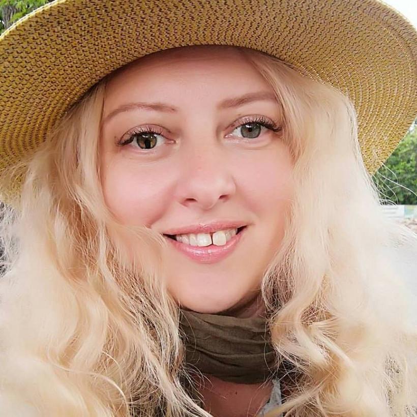 Ольга Адам - художница и уроки рисования