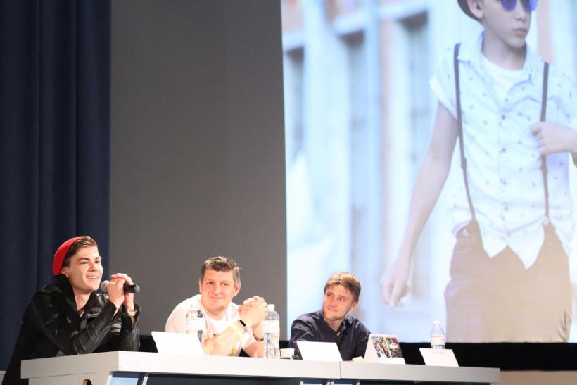 Презентация украинского фантастического фильма «Фокстер и Макс»  прошла успешно