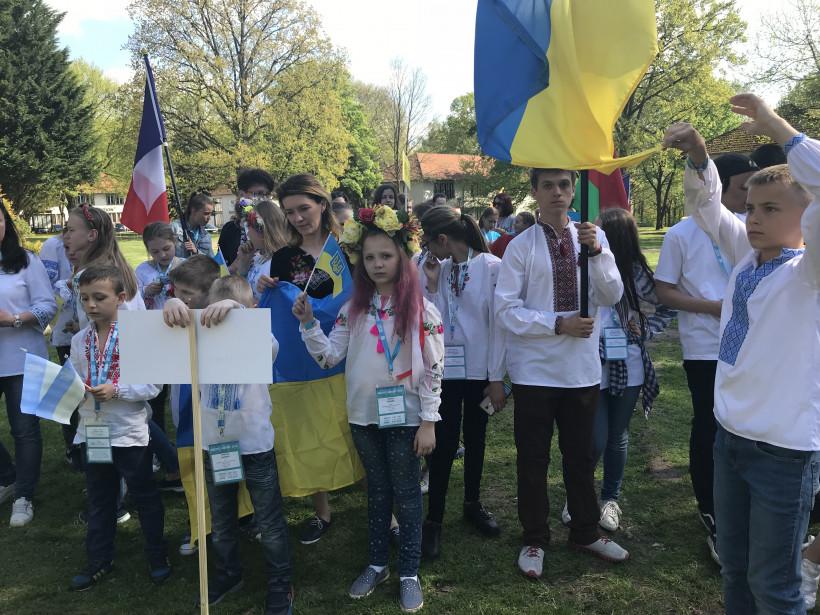 Одиссея Разума в Берлине - украинская команда