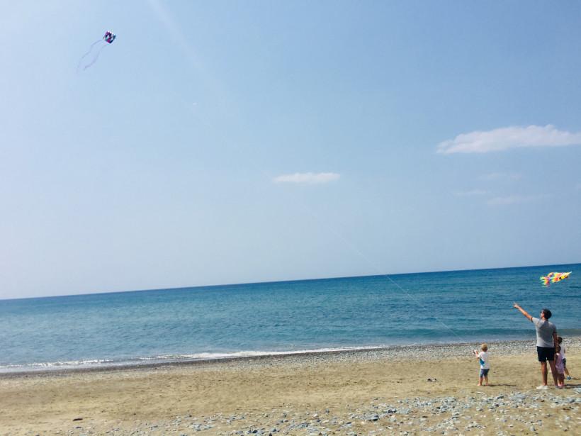 Лара бей на Кипре