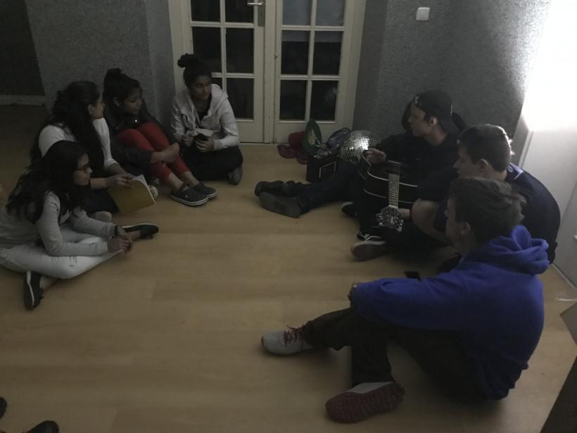 Підготовка до виступу на Одіссеї Розуму
