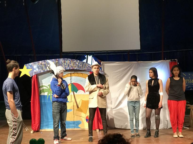 Микс команда из Украины, Молдовы и Индии