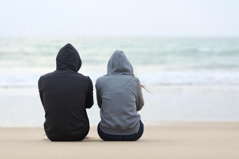 Подростки в одиночестве