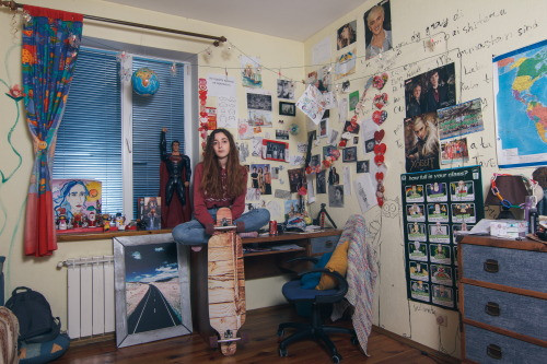 комнаты подростков