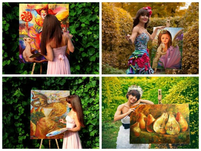 Оксана Тодорова художница