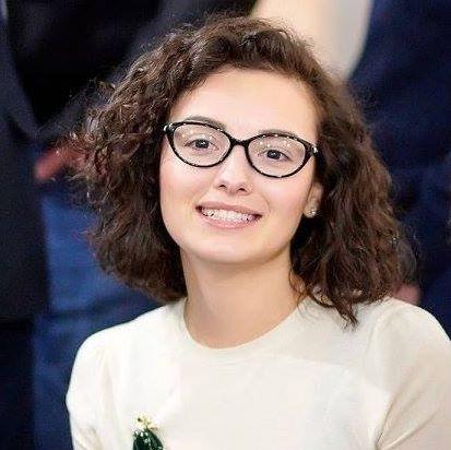 Анастасія Дьякова - координатор програм в офісі Уповноваженого Президента України з прав дитини