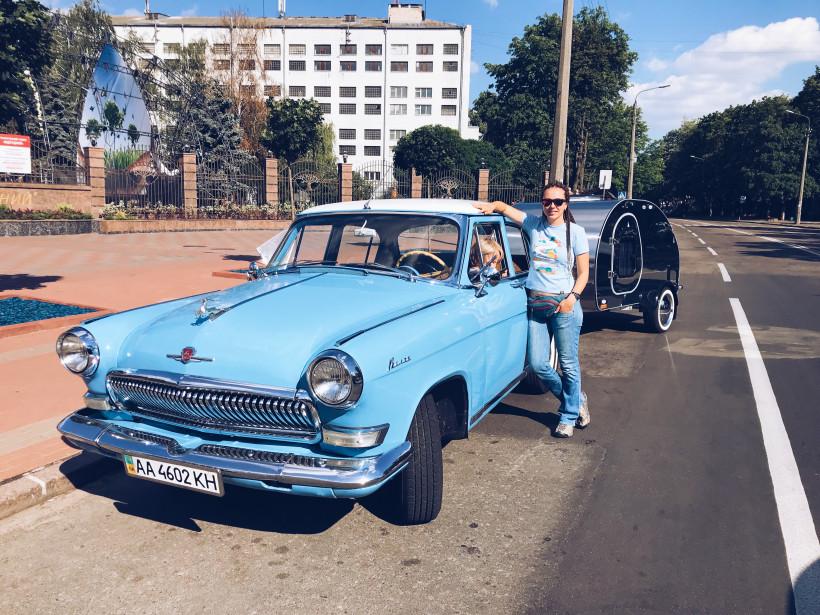 Волга Анны и Вадима Гринченко для путешествия в Малайзию