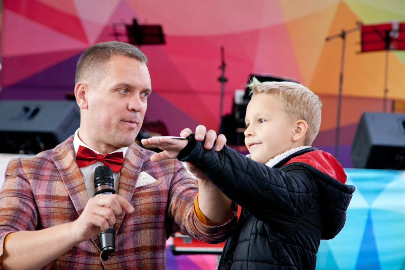 Иллюзинное шоу в Киеве