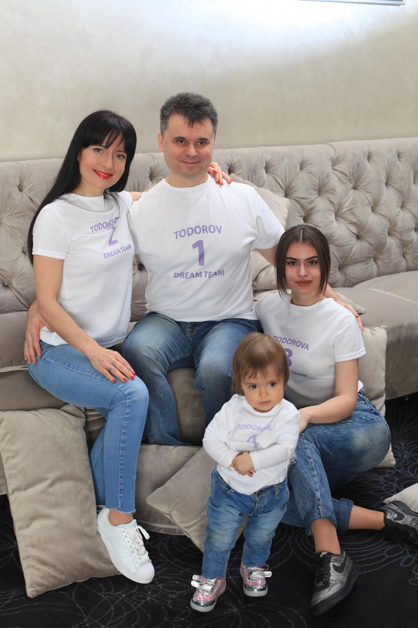 Семья Тодоровой