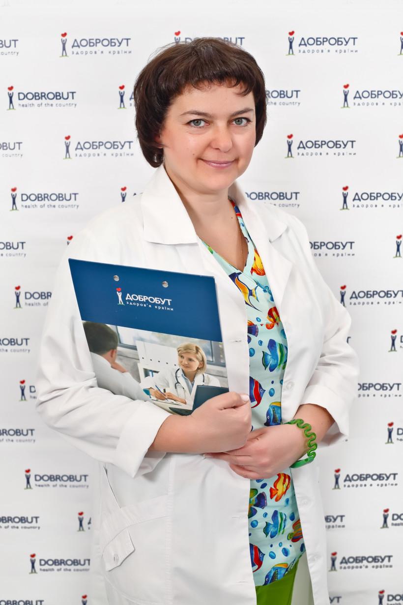 Юлия Шуклина - врач оториноларинголог