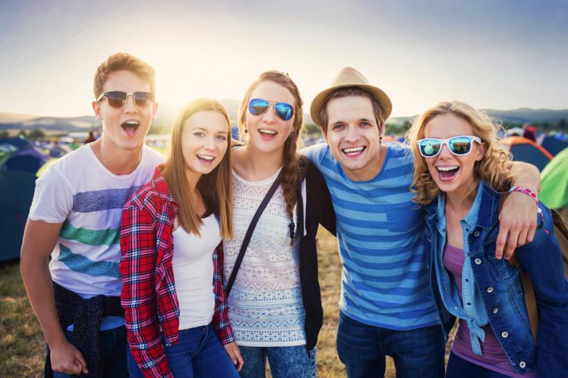 підлітки табір
