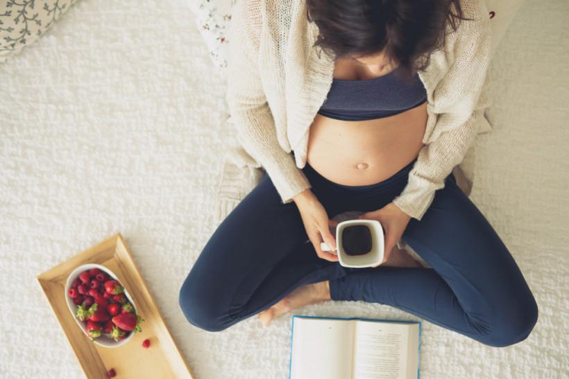 вагітна кава