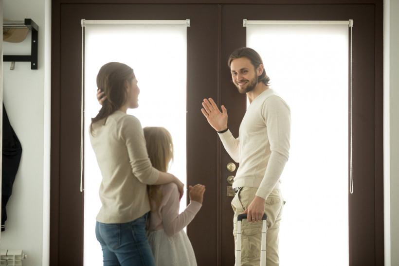 Новый муж - знакомство с ребенком