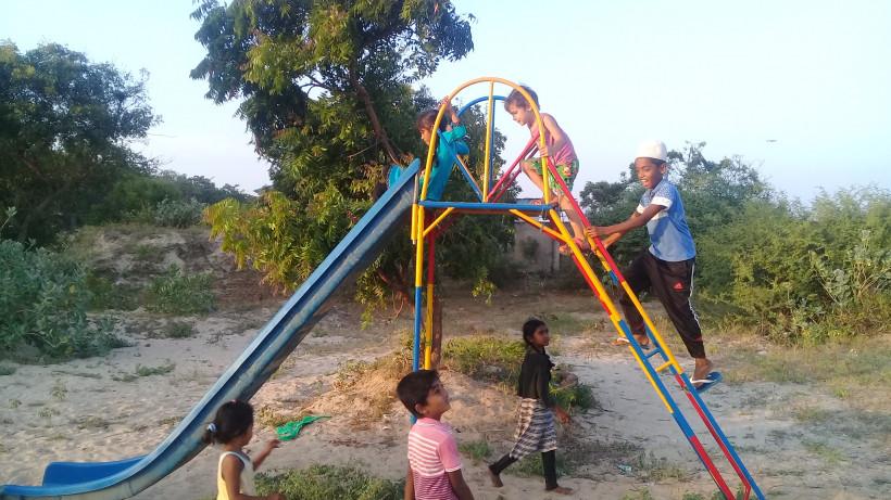Дети в путешествии по Азии