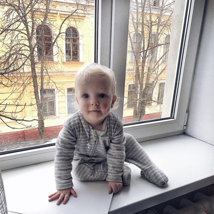 Марик - сын Елены Стронг