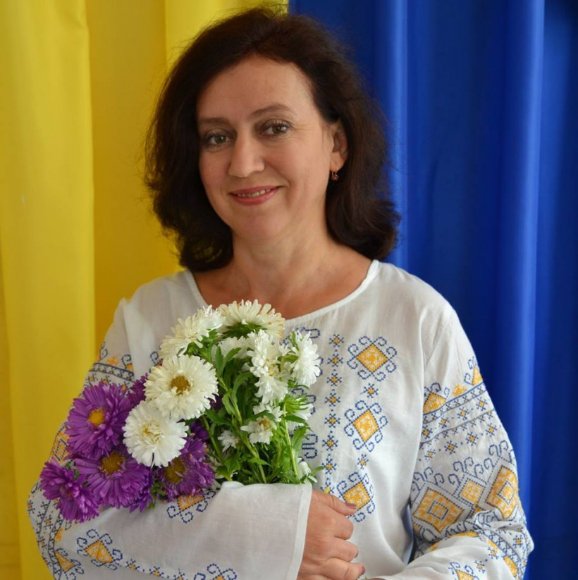 Елена Фостик - директор школы