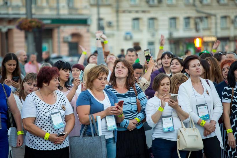флешмоб EdCamp Ukraine-2018