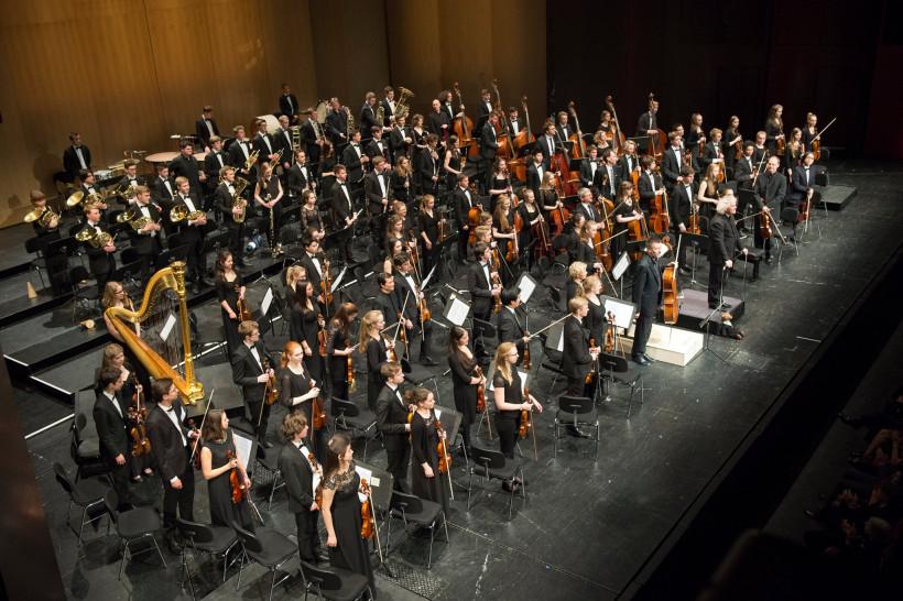 Немецкий юношеский оркестр