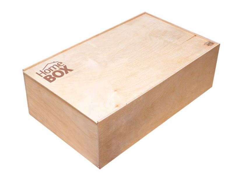 Деревянная коробочка WOODVILLE