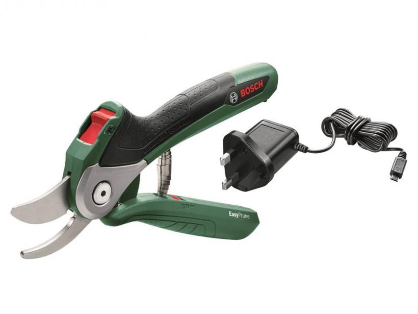 Bosch, акумуляторні садові ножиці EasyPrune