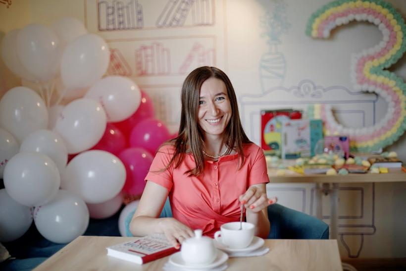 Алена Скорик - автор 4мама и психолог