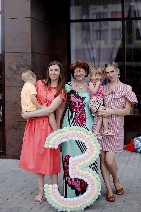 Мамы - участницы вайбер-чата Алены Скорик