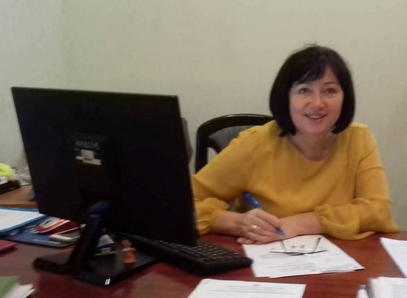 Татьяна Шкурова - департамент образования Киев