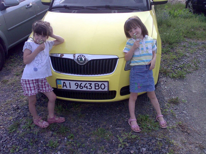 Французские девочки