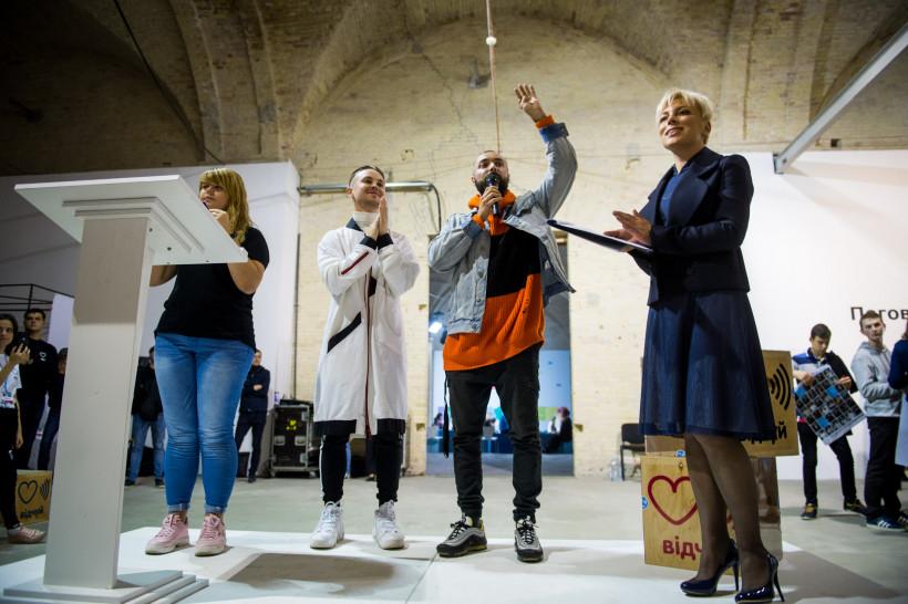 Открытие выставки Зирковой абетки