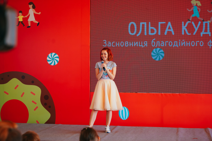 Свято Переможців Ольга Кудиненко