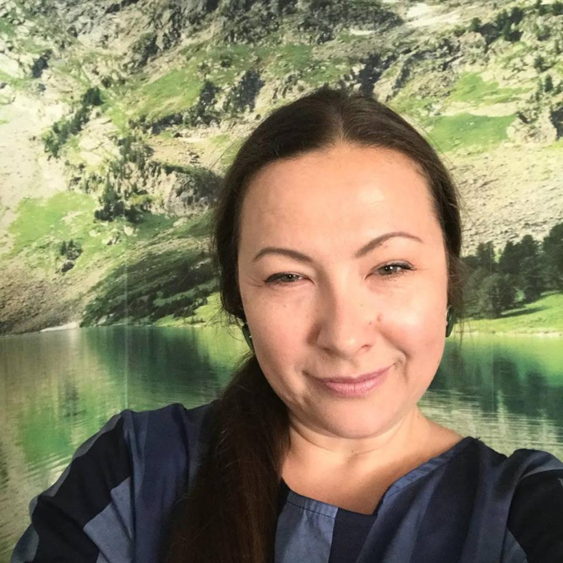 Психолог Оксана Королович