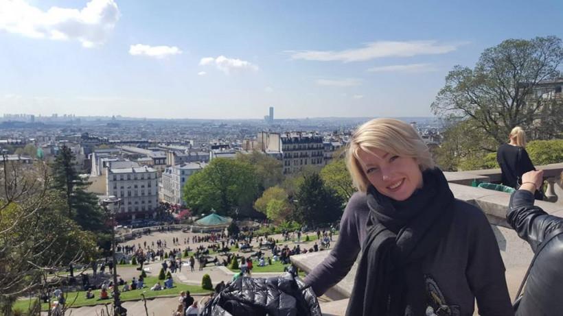 Виктория Будняк - учитель немецкого языка родом из Луганска