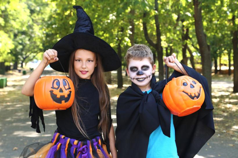 костюм на хэллоуин для ребенка