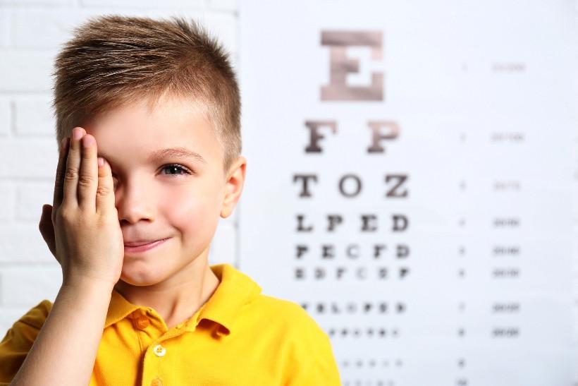 Проблемы со зрением у детей