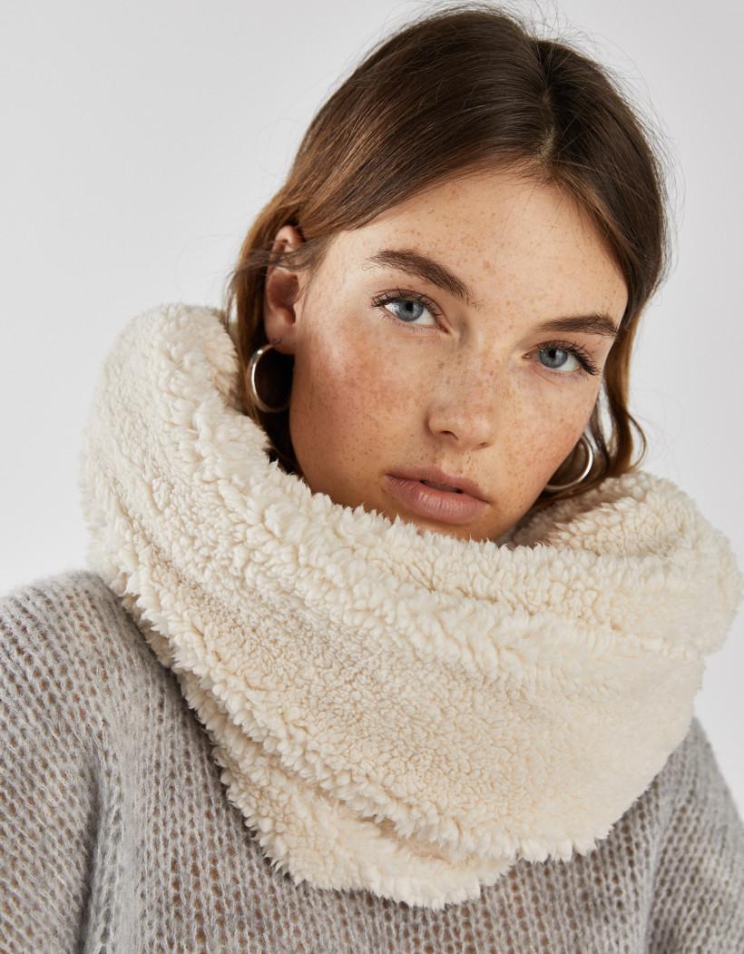Bershka шарф