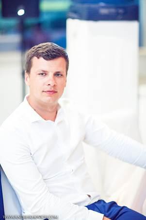 Владимир Найдюк Основатель школы BSC Ukraine и образовательного агентства VLAD Education