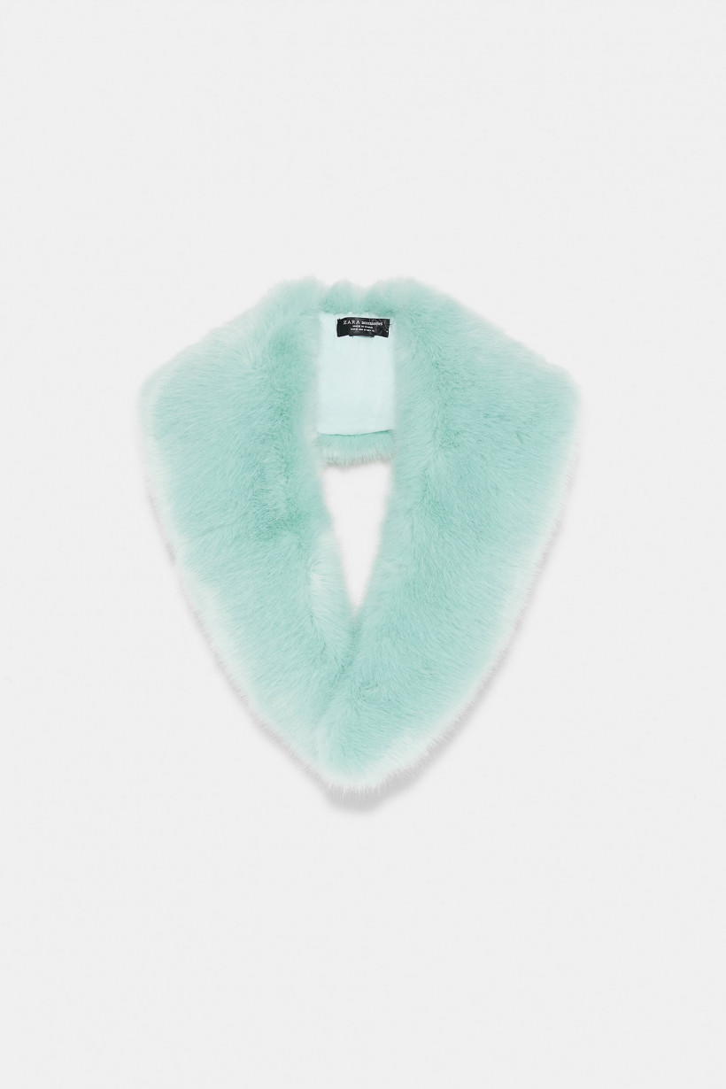 Zara шарф