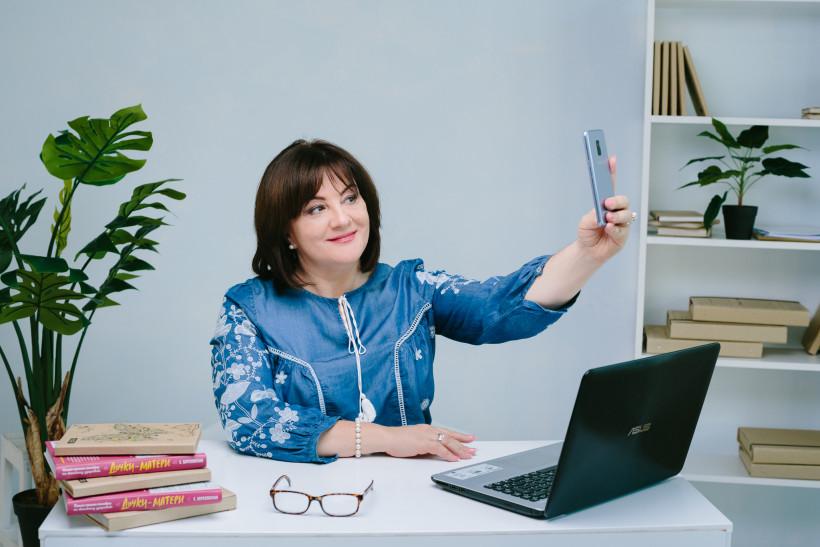 Березовская - гинеколог и автор книг