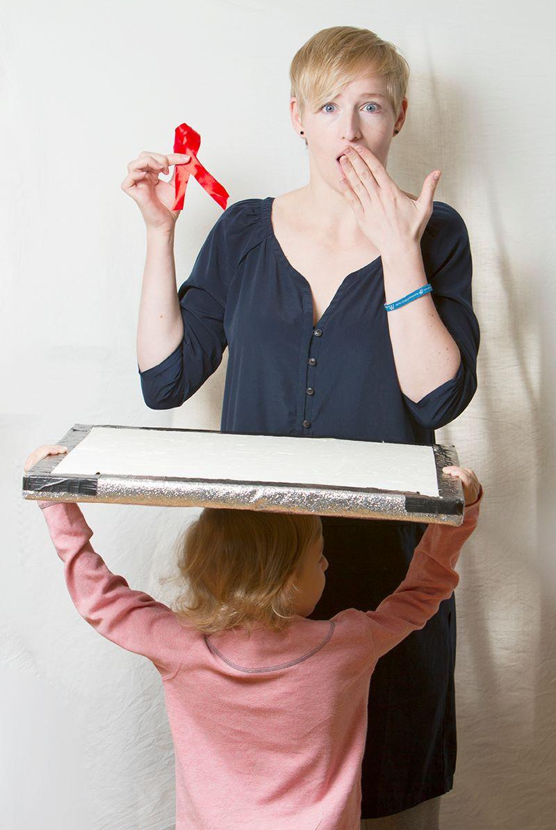 Кристина Шапран про СПИД