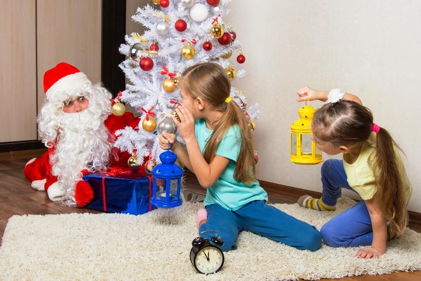 Дед Мороз: верить или нет?