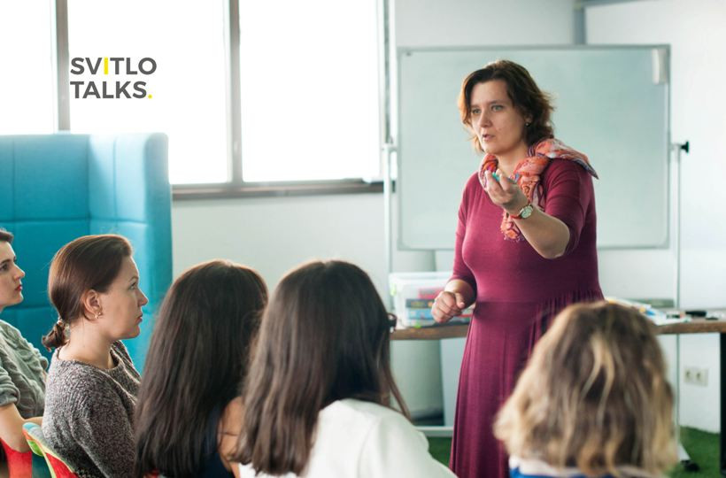 Svitlo.Kids приглашает на  курс по воспитанию и развитию детей