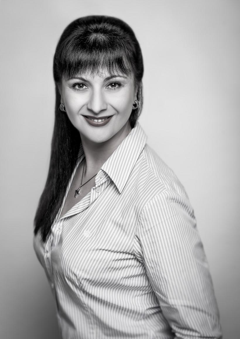 Елена Бондарь - трихолог