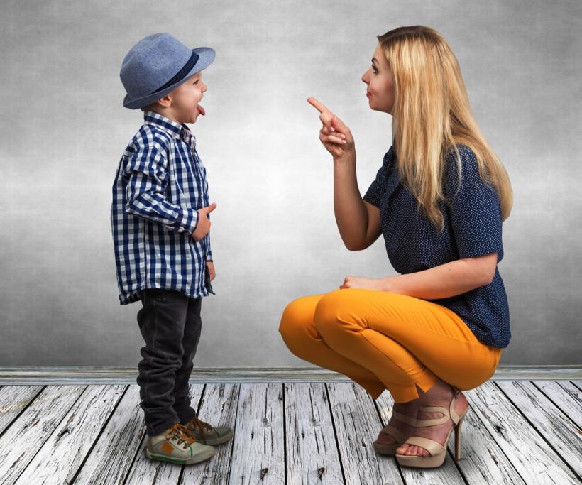 Можно ли делать замечание чужому ребенку?