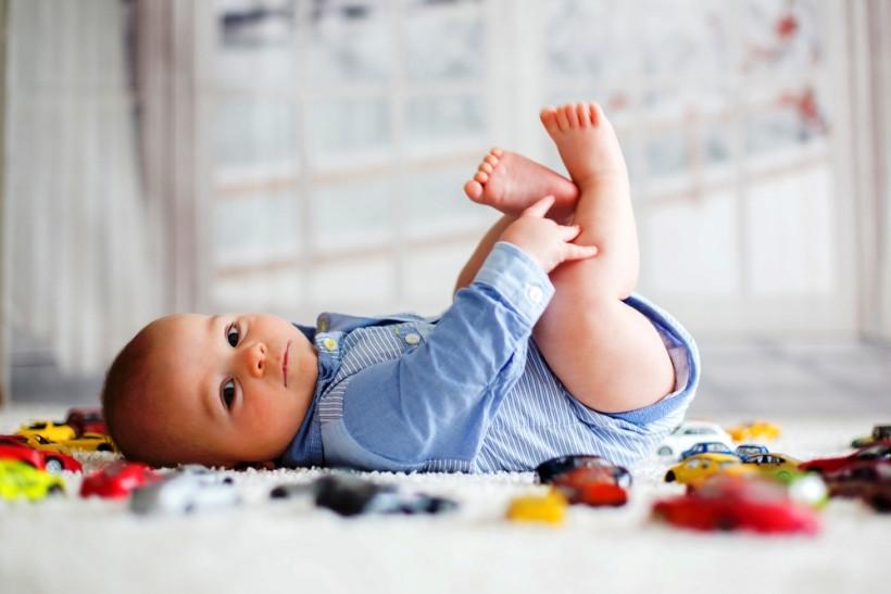 Игры с новорожденым