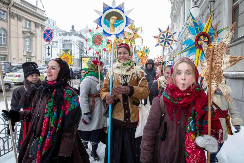украинские колядники