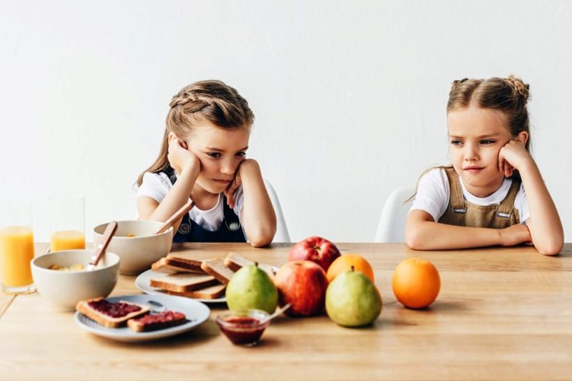 Мамины хитрости: как накормить «нехочуху»