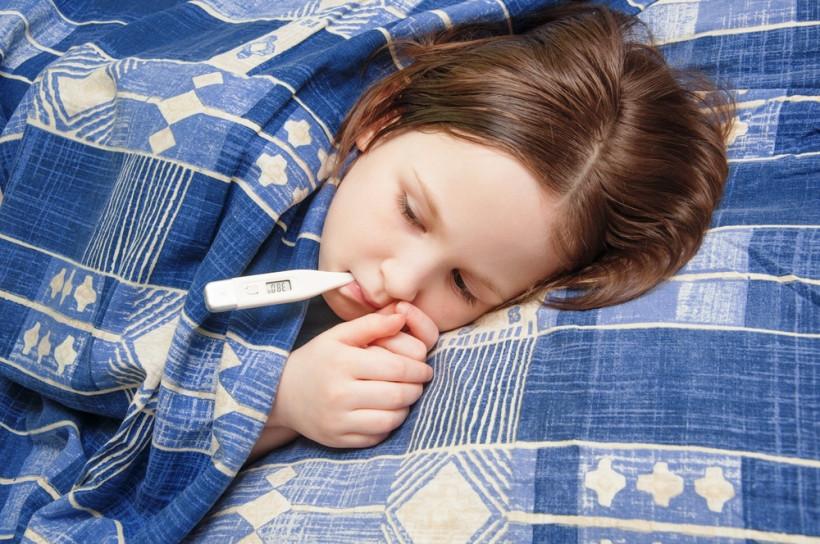 Что делать при повышенной температуре у ребенка?