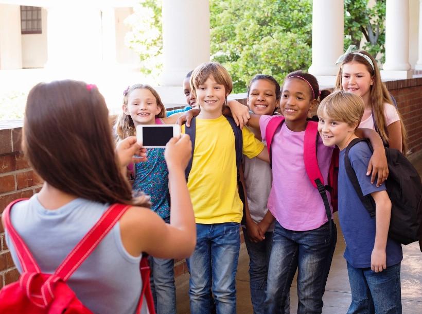Можно ли фотографировать детей в школе?