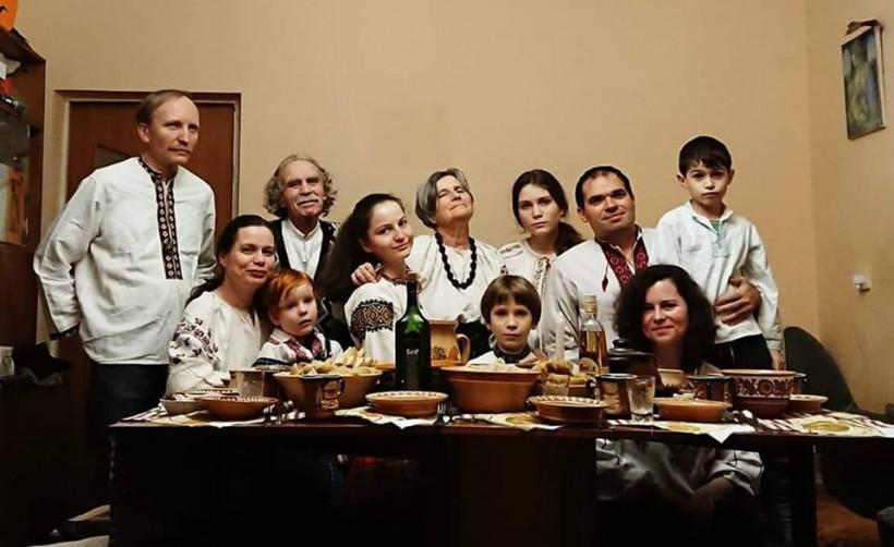 Юрий Бедрик, семья