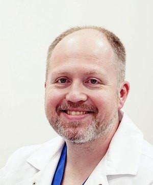 Александр Попков, хирург
